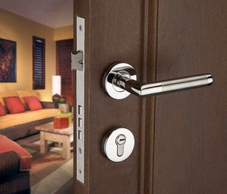 Ưu điểm của khóa cửa tay gạt đối với người tiêu dùng