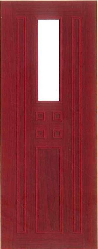 Plastic door PAK B54