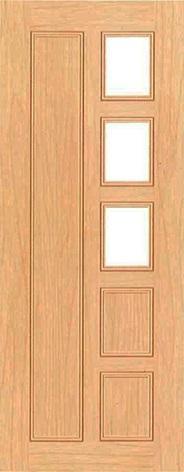 Plastic door PAK N30