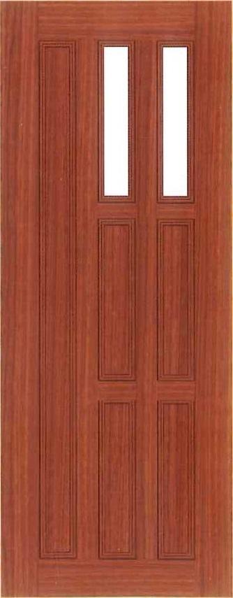 Plastic door PAK Q81