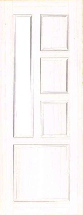 Plastic door PAK W43