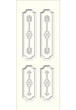 Plastic Door - PU - SYA - 131