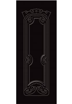 Plastic Door - PU - SYA - 333