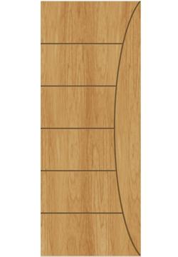 Plastic Door - Premium Paint - LX - LX - 177