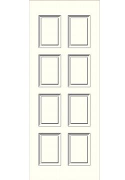 Plastic Door - PU - SYA - 107