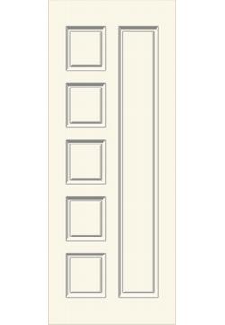 Plastic Door - PU - SYA - 506