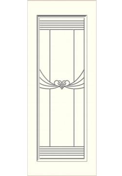 Plastic Door - PU - SYA - 136