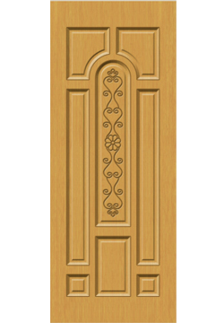 Plastic Door - PU - SYA - 245