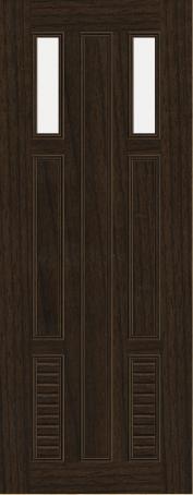 Plastic door PAK-C 23