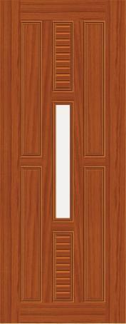 Plastic door PAK-O 24