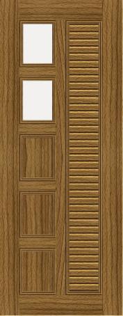 Plastic door PAK-Y 26