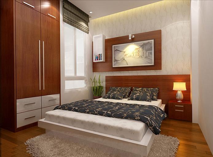 Vì sao nên chọn cửa nhựa giả gỗ làm cửa phòng ngủ?